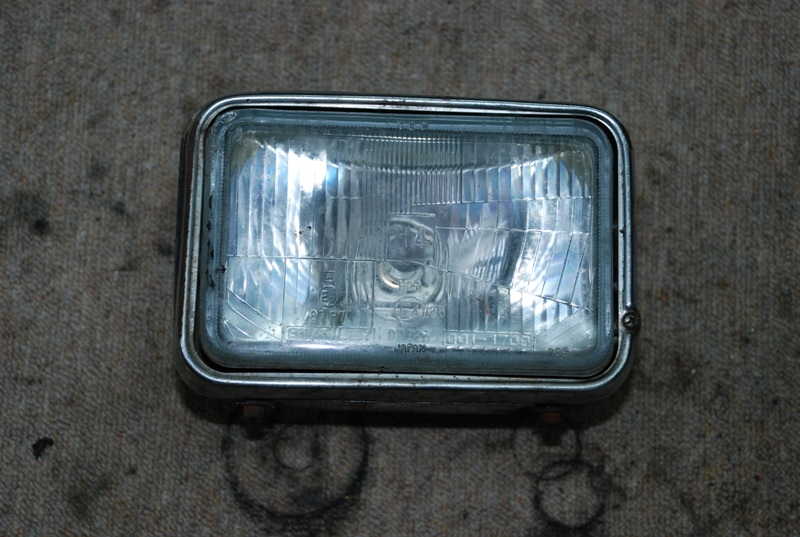 Scheinwerfer, Headlight