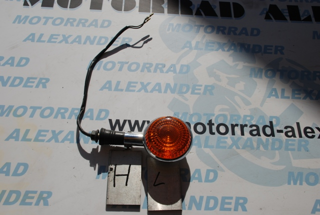 Blinker hinten links